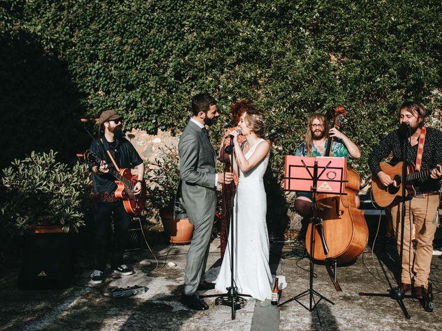 La boda de Miguel y Cynthia en Grado, Asturias 153