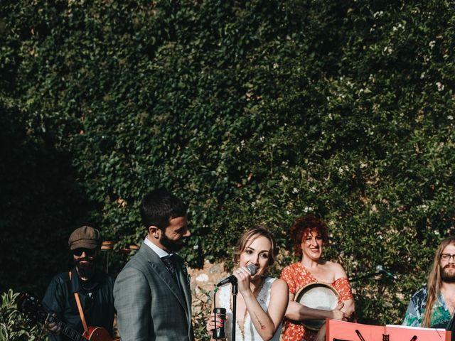 La boda de Miguel y Cynthia en Grado, Asturias 154