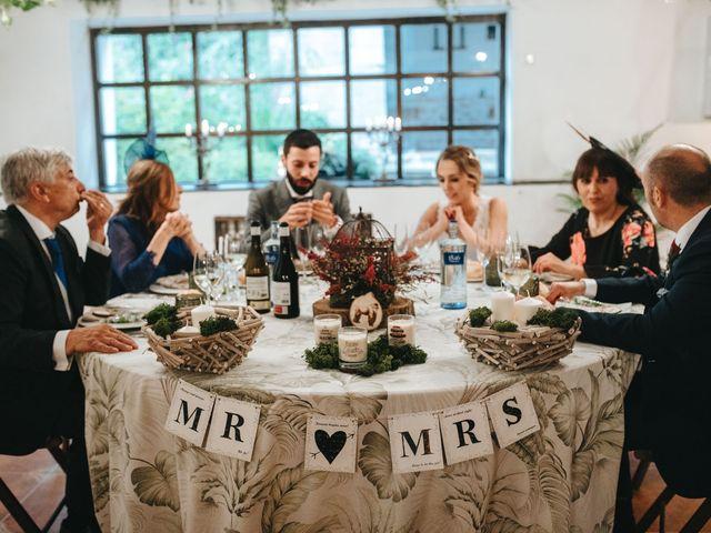 La boda de Miguel y Cynthia en Grado, Asturias 160