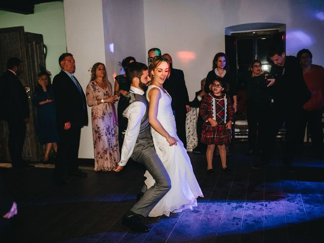 La boda de Miguel y Cynthia en Grado, Asturias 175