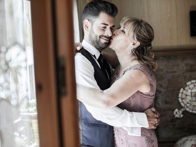 La boda de Angel y Laura en Orista, Barcelona 2