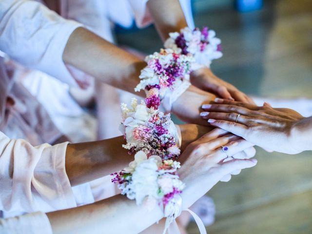 La boda de Angel y Laura en Orista, Barcelona 6