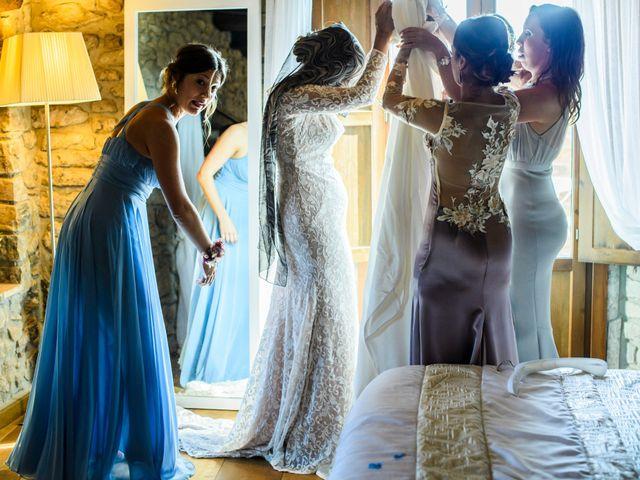 La boda de Angel y Laura en Orista, Barcelona 12