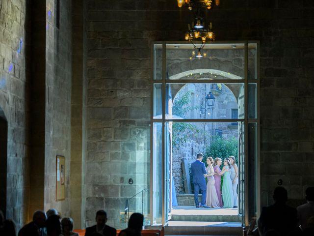 La boda de Angel y Laura en Orista, Barcelona 17