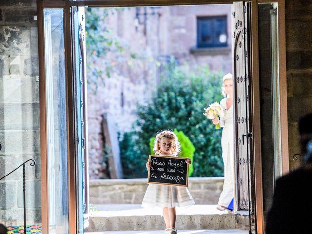 La boda de Angel y Laura en Orista, Barcelona 18