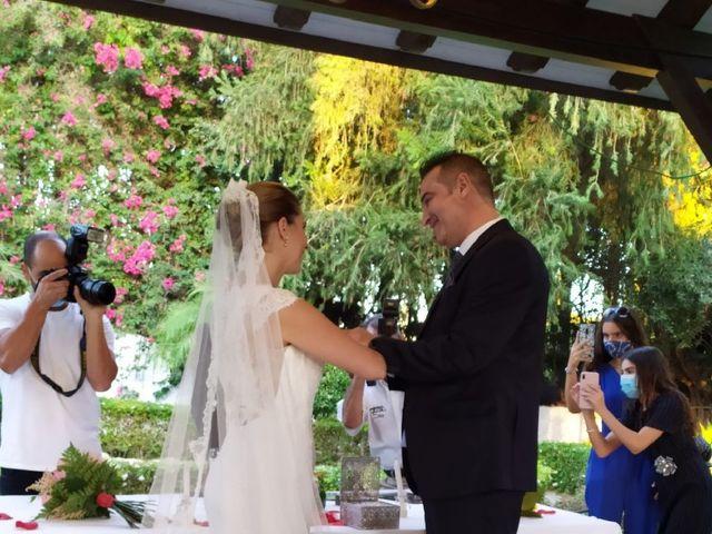 La boda de Jorge y Patri en Alhaurin De La Torre, Málaga 1
