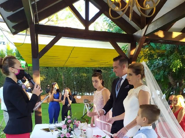 La boda de Jorge y Patri en Alhaurin De La Torre, Málaga 2