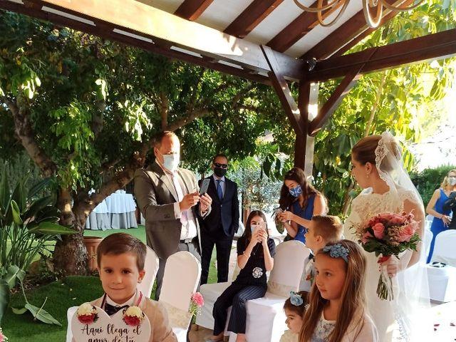La boda de Jorge y Patri en Alhaurin De La Torre, Málaga 3