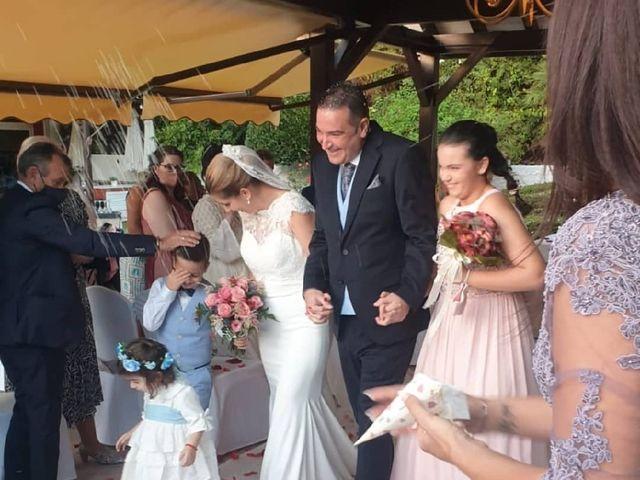 La boda de Jorge y Patri en Alhaurin De La Torre, Málaga 5