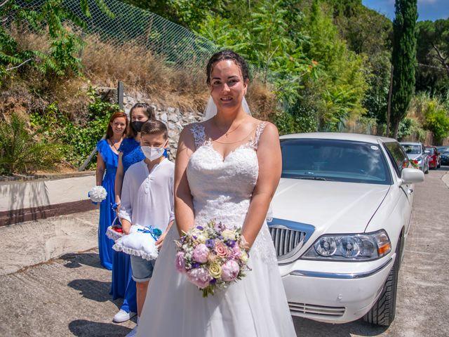 La boda de Sandra y David en Montcada I Reixac, Barcelona 2