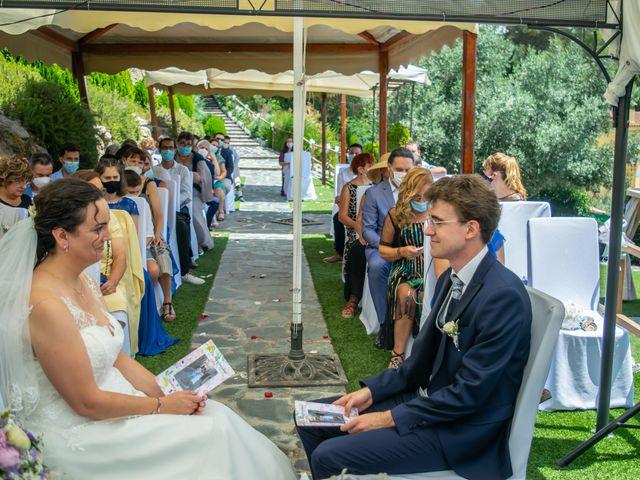 La boda de Sandra y David en Montcada I Reixac, Barcelona 21