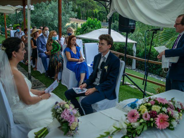 La boda de Sandra y David en Montcada I Reixac, Barcelona 25