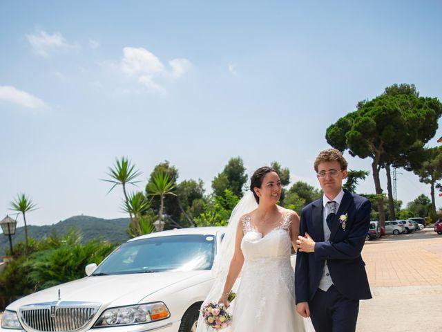La boda de Sandra y David en Montcada I Reixac, Barcelona 35