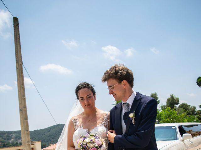 La boda de Sandra y David en Montcada I Reixac, Barcelona 36
