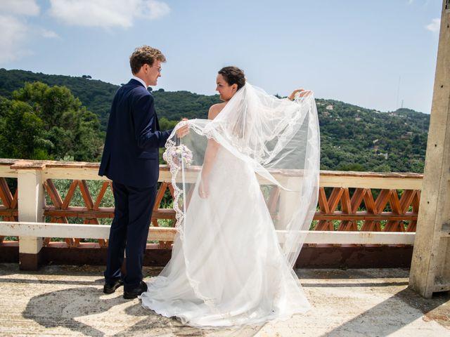 La boda de Sandra y David en Montcada I Reixac, Barcelona 37