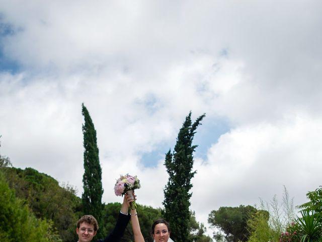 La boda de Sandra y David en Montcada I Reixac, Barcelona 38
