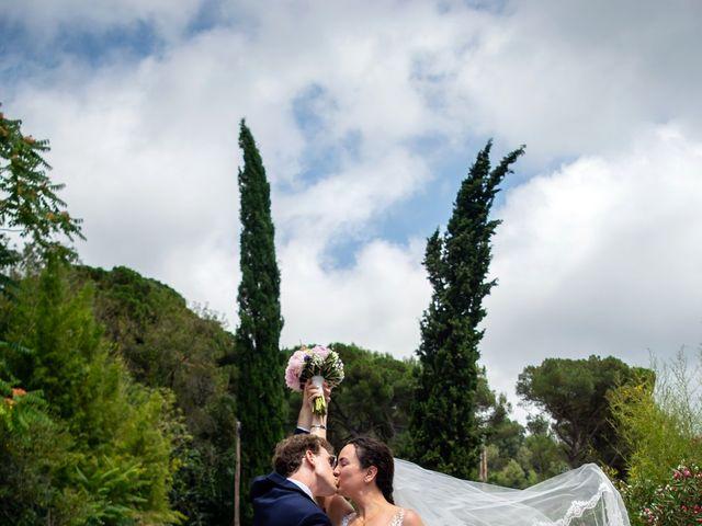 La boda de Sandra y David en Montcada I Reixac, Barcelona 39