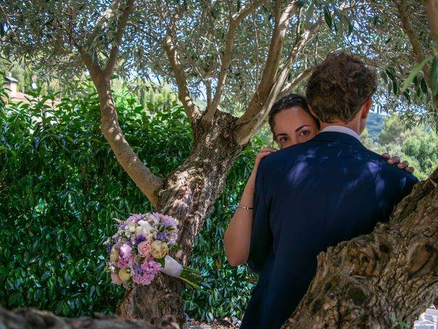 La boda de Sandra y David en Montcada I Reixac, Barcelona 43