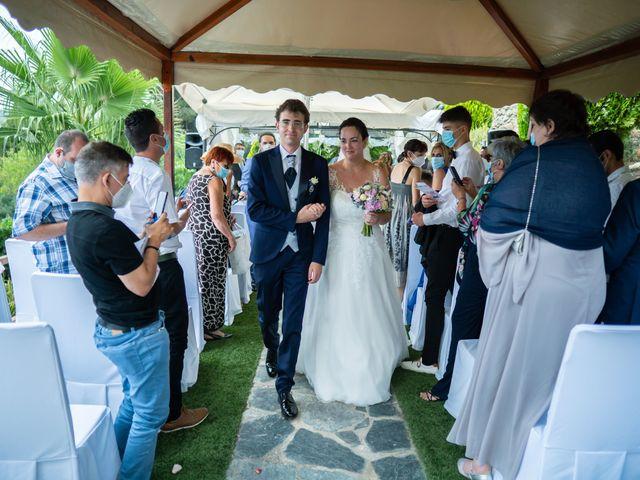 La boda de Sandra y David en Montcada I Reixac, Barcelona 72