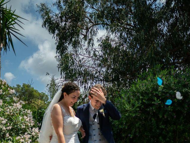 La boda de Sandra y David en Montcada I Reixac, Barcelona 75