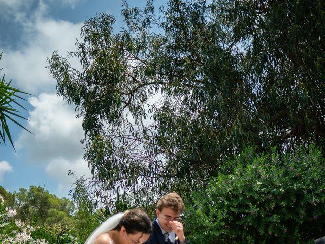 La boda de Sandra y David en Montcada I Reixac, Barcelona 76