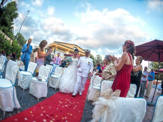 La boda de José y Adriana en L' Alcora, Castellón 9