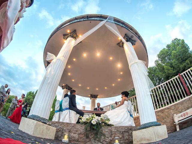 La boda de José y Adriana en L' Alcora, Castellón 1