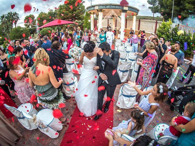 La boda de José y Adriana en L' Alcora, Castellón 11
