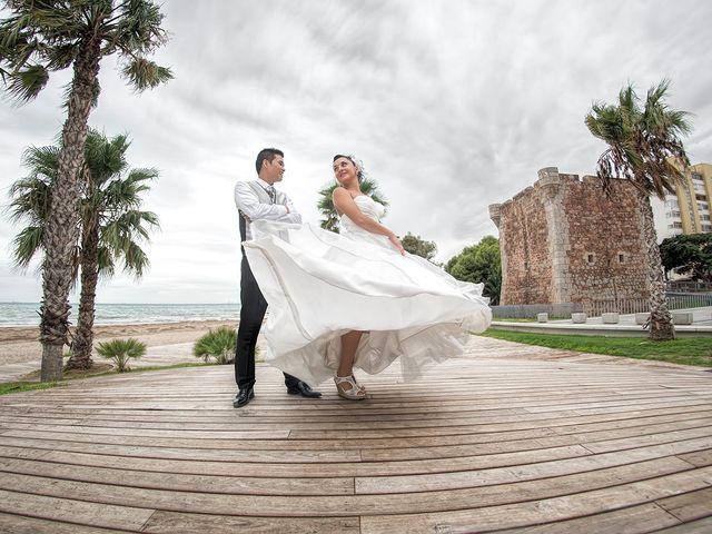 La boda de José y Adriana en L' Alcora, Castellón 13