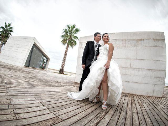 La boda de José y Adriana en L' Alcora, Castellón 2