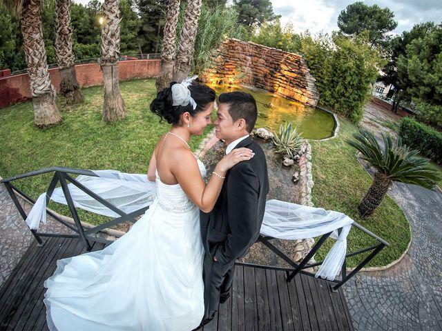 La boda de José y Adriana en L' Alcora, Castellón 16