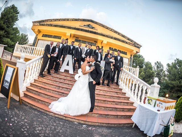 La boda de José y Adriana en L' Alcora, Castellón 17