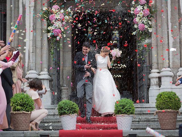 La boda de Alejandro y Claudia en Avilés, Asturias 22