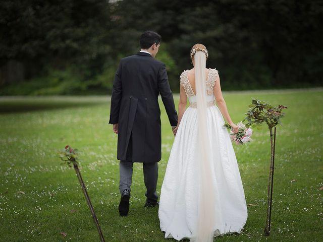 La boda de Alejandro y Claudia en Avilés, Asturias 24