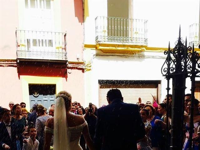 La boda de Jesus  y Ana  en Sevilla, Sevilla 3
