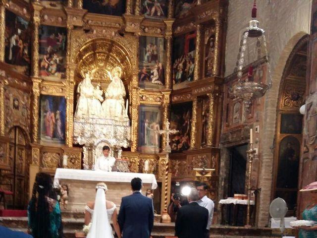 La boda de Jesus  y Ana  en Sevilla, Sevilla 4