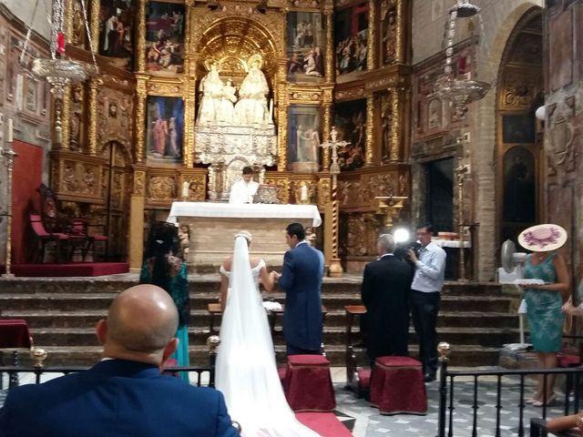 La boda de Jesus  y Ana  en Sevilla, Sevilla 1
