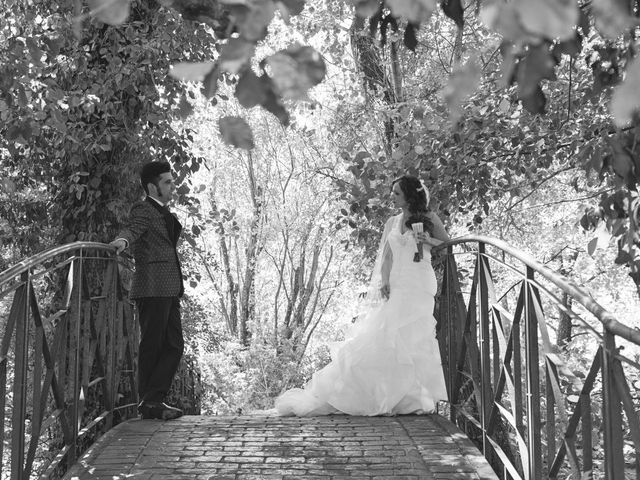 La boda de Juan y Maria en Valdastillas, Cáceres 5