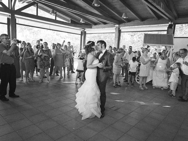 La boda de Juan y Maria en Valdastillas, Cáceres 17