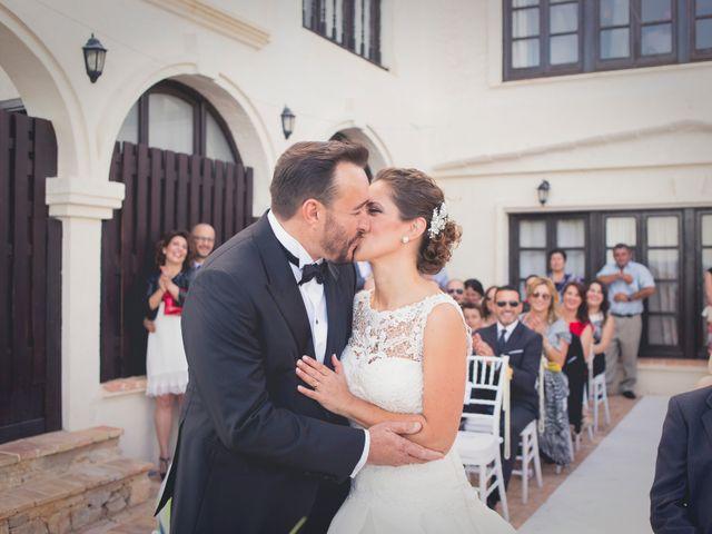 La boda de Jessica y Luís