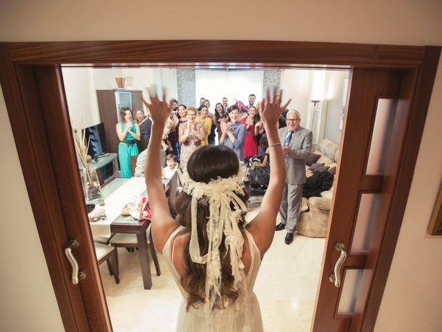 La boda de Fran y Patri en Gandia, Valencia 31