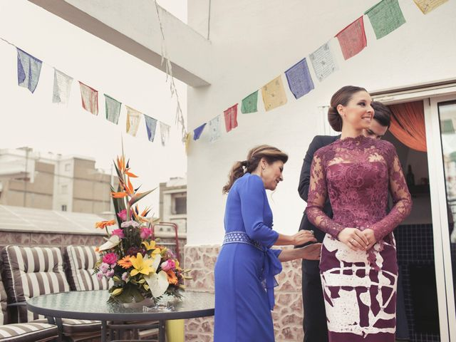 La boda de Fran y Patri en Gandia, Valencia 36