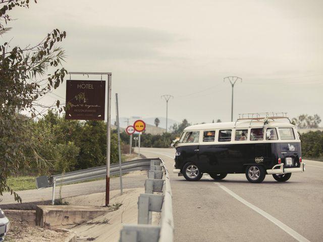 La boda de Fran y Patri en Gandia, Valencia 44