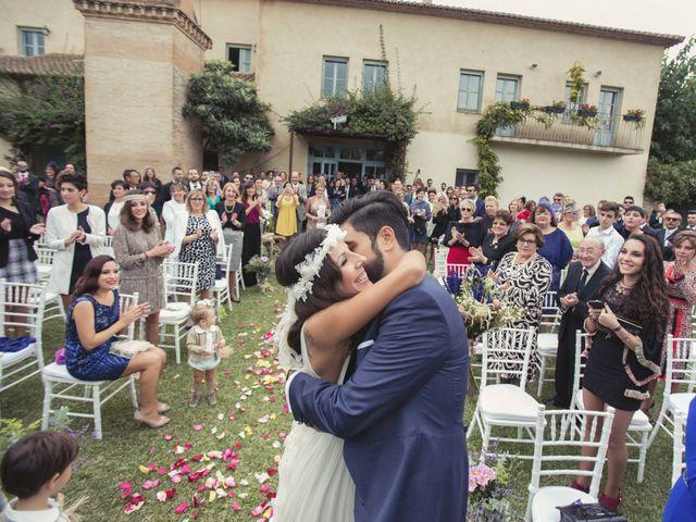 La boda de Fran y Patri en Gandia, Valencia 52