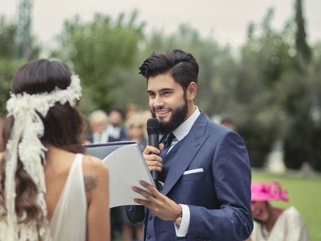 La boda de Fran y Patri en Gandia, Valencia 60