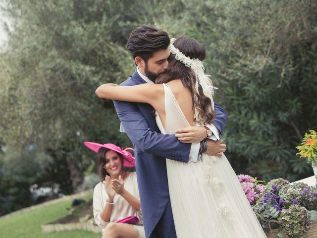 La boda de Fran y Patri en Gandia, Valencia 63