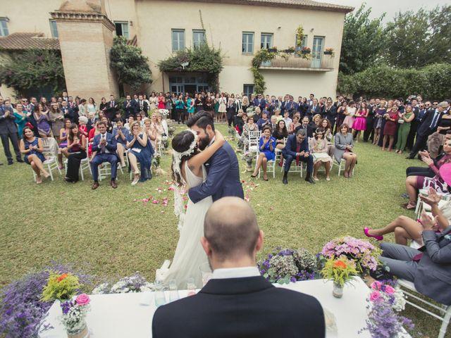La boda de Fran y Patri en Gandia, Valencia 66