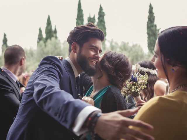 La boda de Fran y Patri en Gandia, Valencia 74