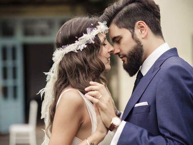 La boda de Fran y Patri en Gandia, Valencia 1