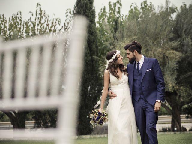 La boda de Fran y Patri en Gandia, Valencia 78